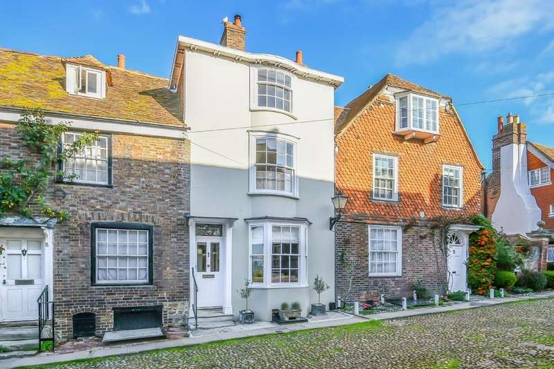 4 Bedrooms Town House for sale in Watchbell Street, Rye, East Sussex TN31 7HA