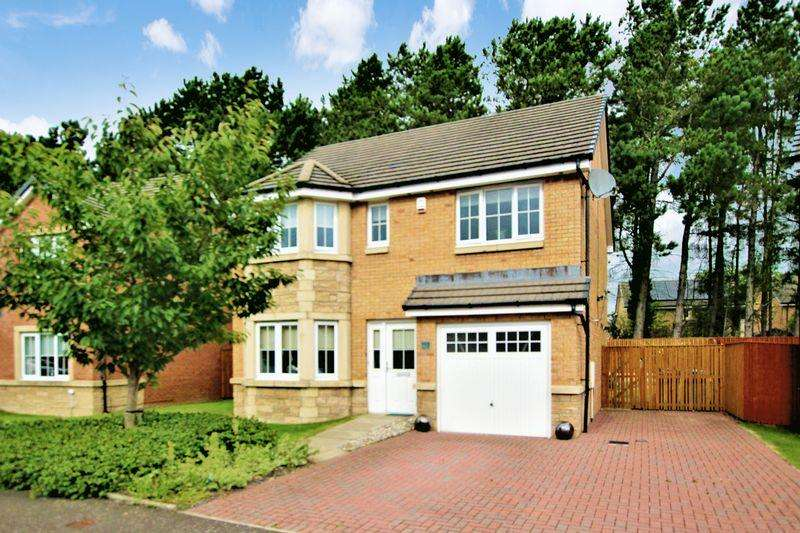 4 Bedrooms Detached Villa House for sale in Heron View, Motherwell