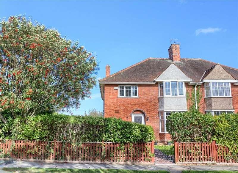 4 Bedrooms Semi Detached House for sale in Fieldfare Lane, Norton