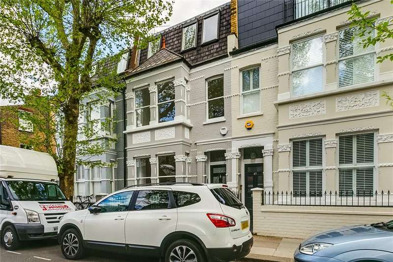 5 Bedrooms Terraced House for sale in Clonmel Road, Parsons Green, London