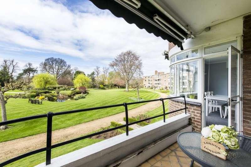 3 Bedrooms Flat for sale in Fairacres, Roehampton Lane