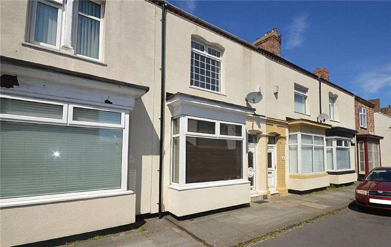 2 Bedrooms Terraced House for sale in Roseberry View, Thornaby, Stockton-on-Tees