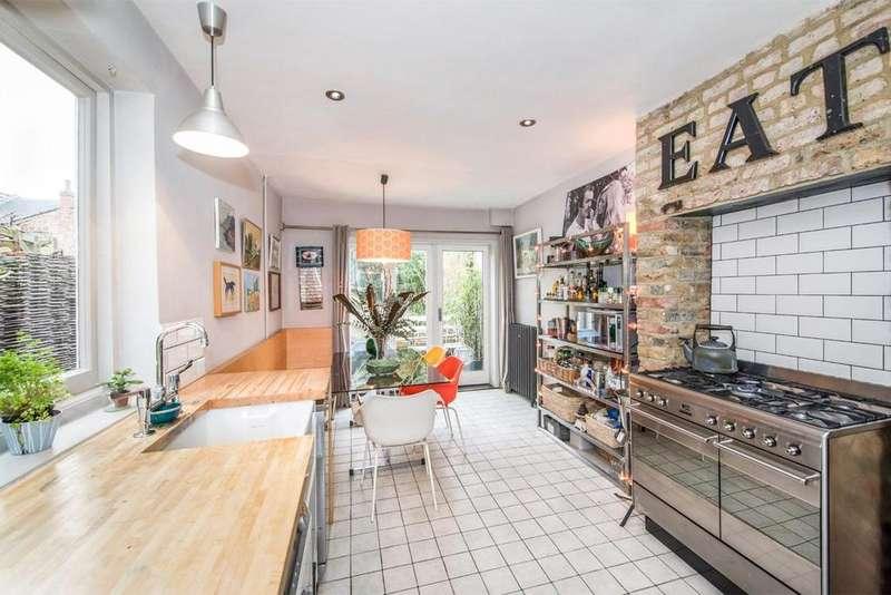 3 Bedrooms Terraced House for sale in Merritt Road, Brockley