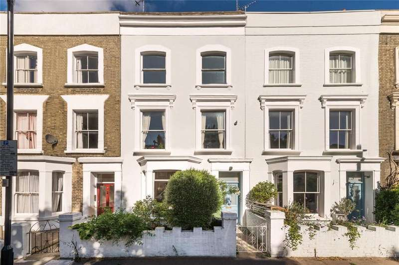 2 Bedrooms Flat for sale in Dunford Road, Holloway, London