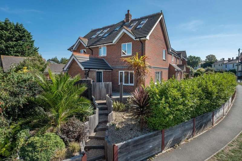 5 Bedrooms Semi Detached House for sale in Bembridge , Isle Of Wight