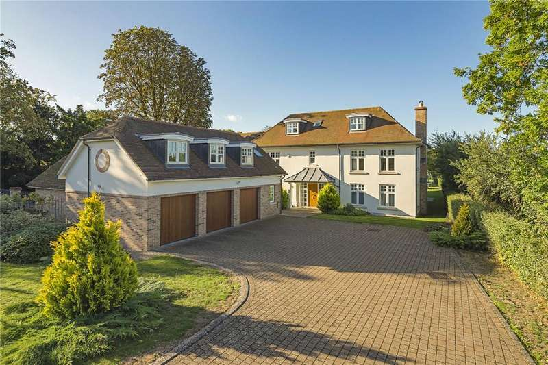 7 Bedrooms Detached House for sale in Coppice Avenue, Great Shelford, Cambridge, CB22