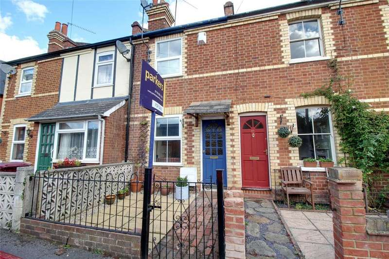2 Bedrooms Terraced House for sale in Tuns Hill Cottages, Reading, Berkshire, RG6