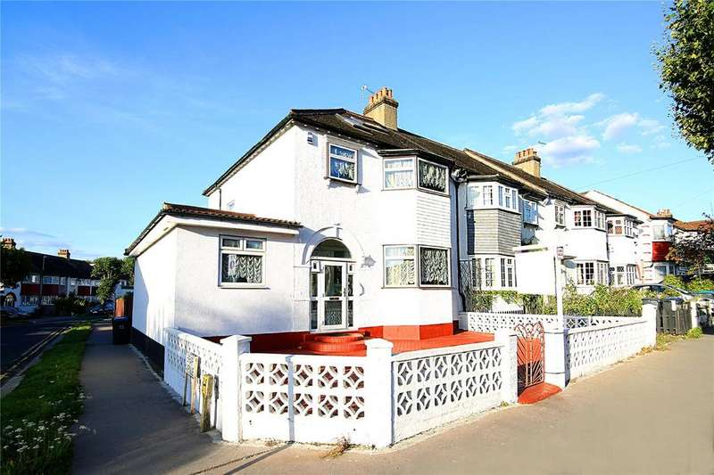 5 Bedrooms End Of Terrace House for sale in Green Lane, Streatham, London, SW16