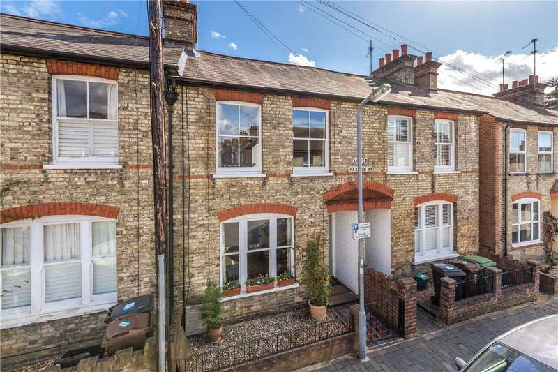 3 Bedrooms Terraced House for sale in Lower Paxton Road, St. Albans, Hertfordshire