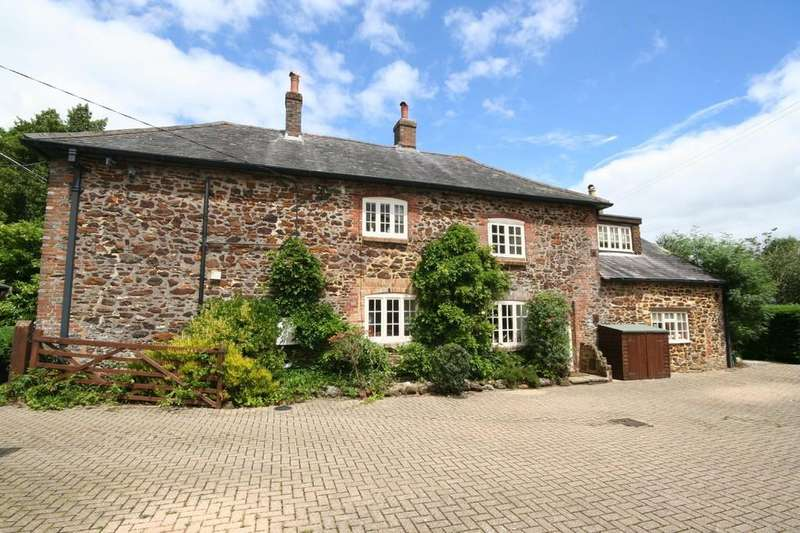 6 Bedrooms Farm House Character Property for sale in Castle Farm House, Lytchett Matravers, Dorset