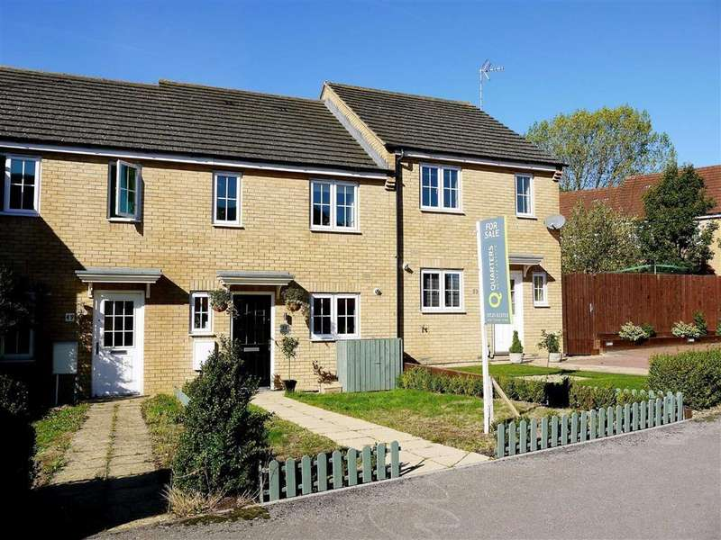 3 Bedrooms Terraced House for sale in Turnham Drive, Leighton Buzzard