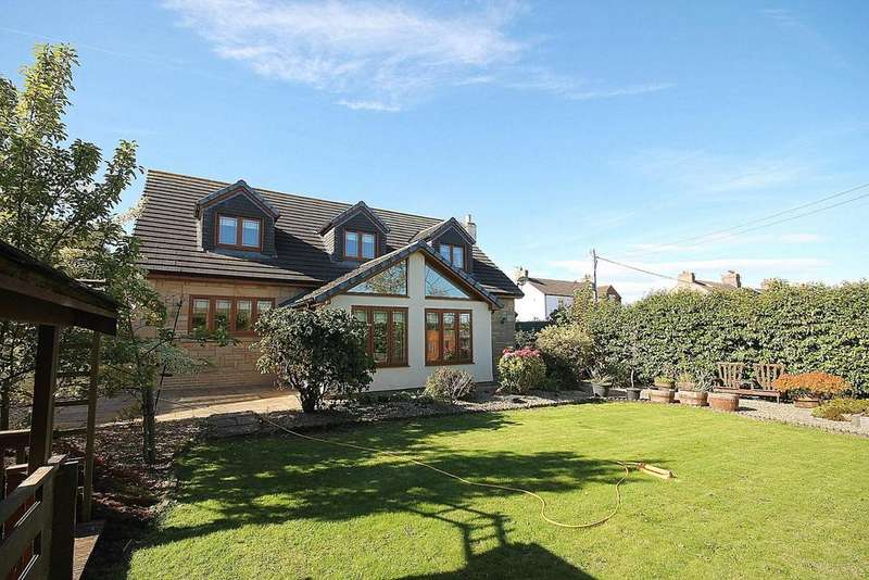 3 Bedrooms Detached Bungalow for sale in South Acre, Oakenshaw, Crook