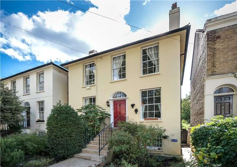 1 Bedroom Flat for sale in Urlwin Street, Camberwell, London, SE5