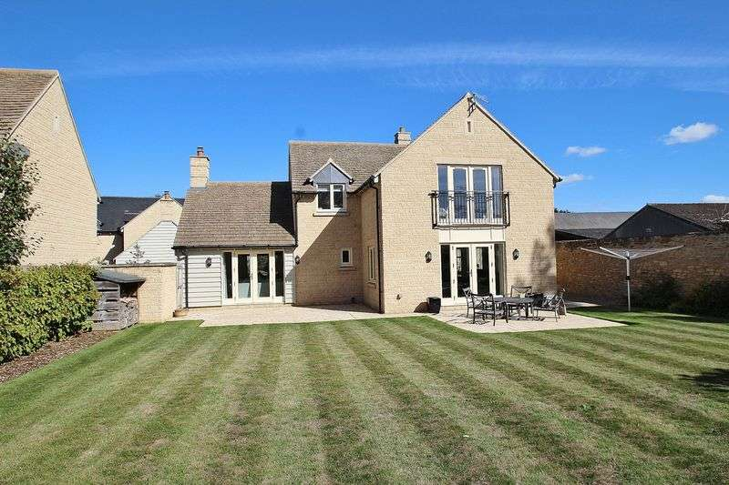 4 Bedrooms Property for sale in Malthouse Lane, Brighthampton