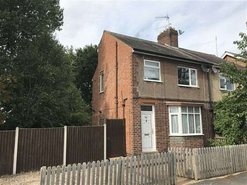 3 Bedrooms Property for sale in Trinity Vicarage Road, Hinckley