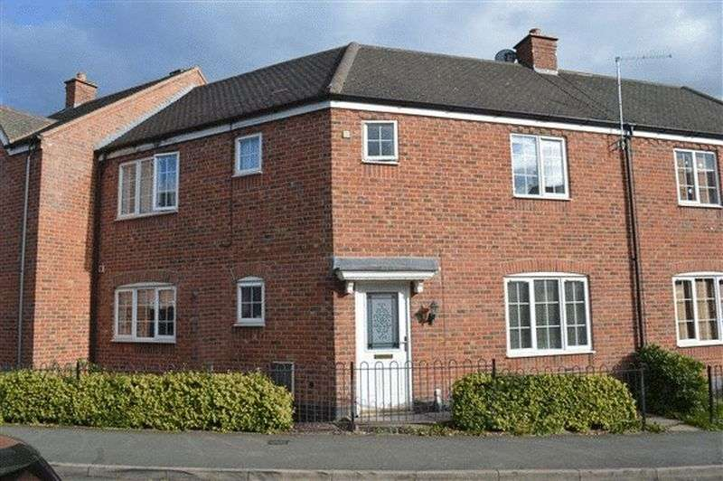 3 Bedrooms Property for sale in Berrywell Drive, Barwell