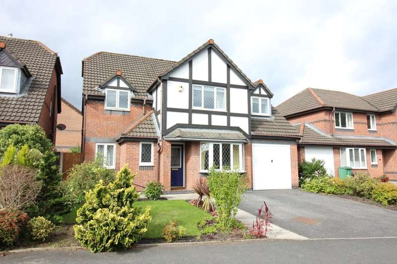 4 Bedrooms Detached House for sale in Aviemore Close, Ramsbottom, Bury, BL0