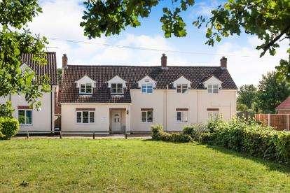 6 Bedrooms Detached House for sale in Hethersett, Norwich, Norfolk