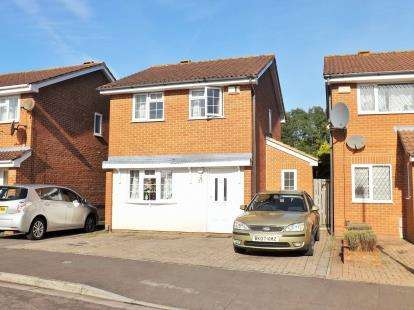 3 Bedrooms Detached House for sale in Homeleaze Road, Brentry, Bristol
