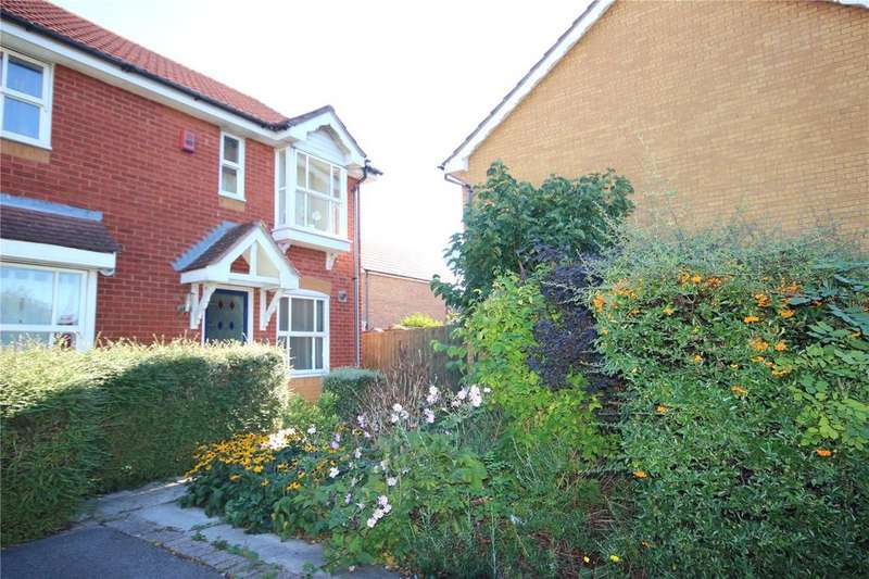 2 Bedrooms End Of Terrace House for sale in The Beeches, Bradley Stoke, Bristol, BS32