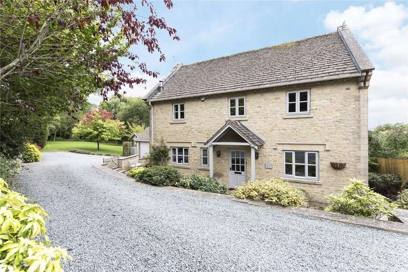 4 Bedrooms Detached House for sale in Orchard Bank, Great Rissington, Cheltenham, Gloucestershire, GL54