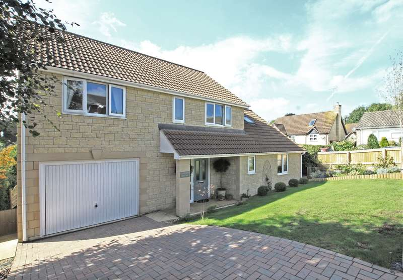 4 Bedrooms House for sale in Woolley Drive, Bradford-on-Avon, BA15