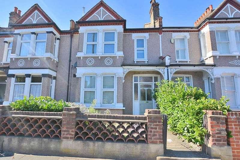3 Bedrooms Terraced House for sale in Verdant Lane, London