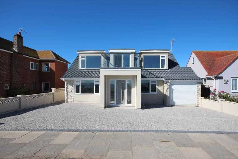 4 Bedrooms Detached House for sale in Cliff Parade, Walton-on-the-Naze