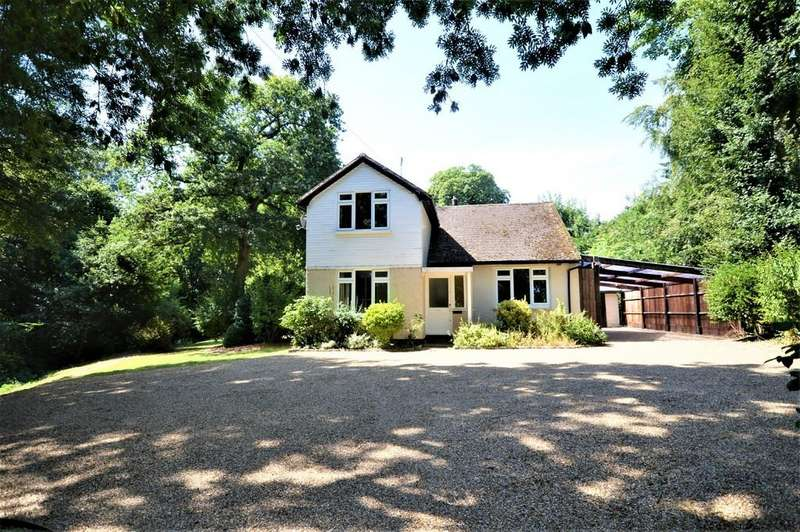 3 Bedrooms Detached House for sale in Perry Green, Much Hadham
