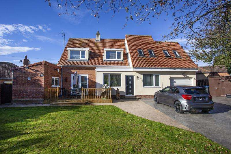 5 Bedrooms Detached House for sale in Ruddock Avenue, Bishop Auckland, County Durham