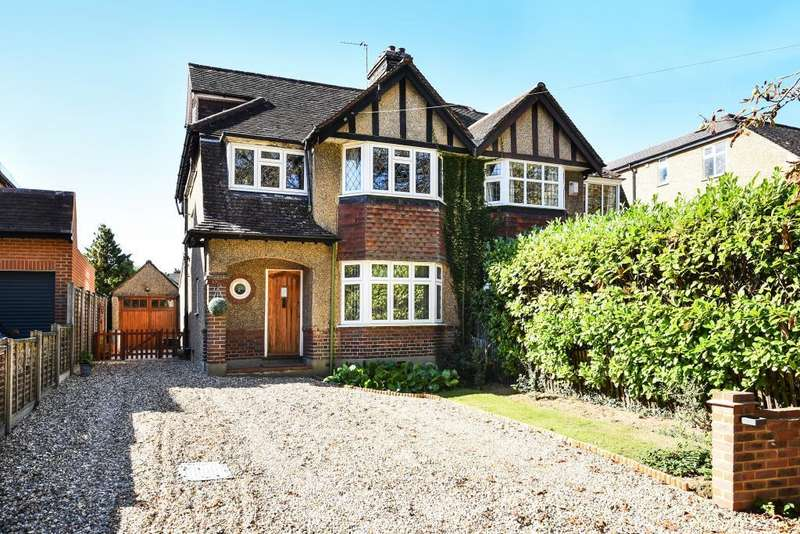 4 Bedrooms House for sale in Leverstock Green Road, Hemel Hempstead, HP2