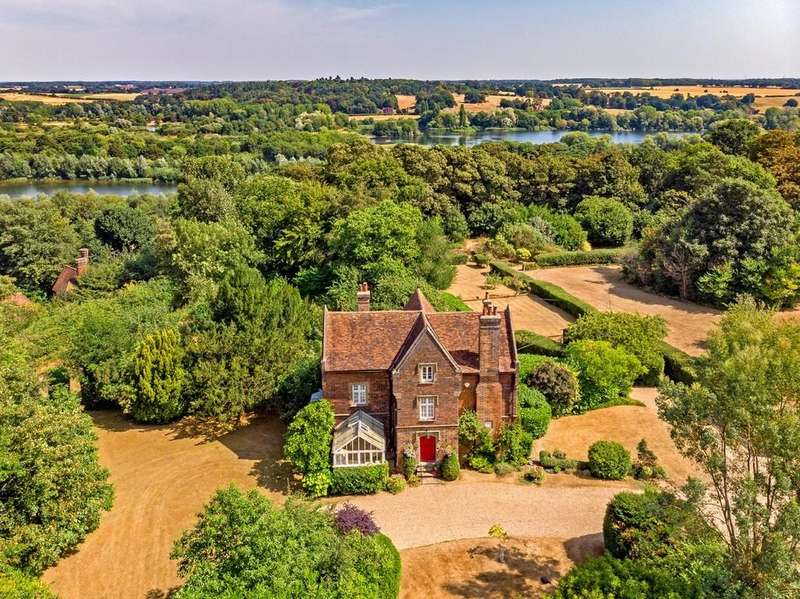 6 Bedrooms Detached House for sale in Great Amwell, Nr Ware