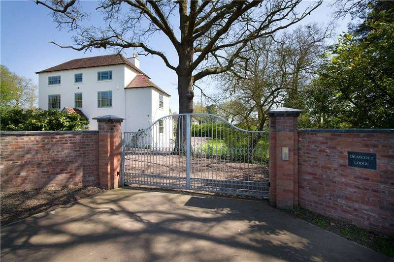 5 Bedrooms Detached House for sale in Main Road, Kempsey, Worcester, Worcestershire, WR5