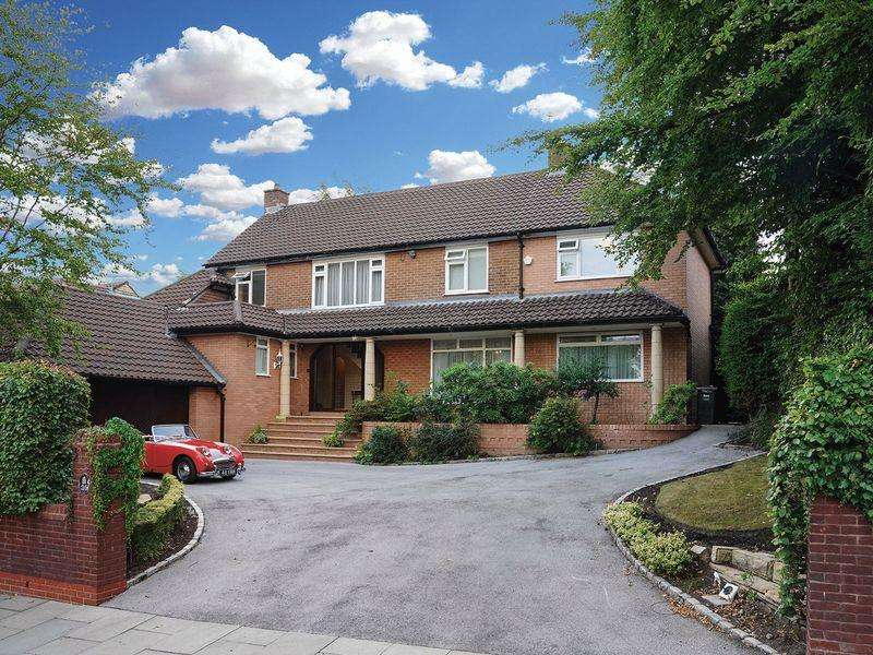 5 Bedrooms Detached House for sale in Ringley Road, Manchester