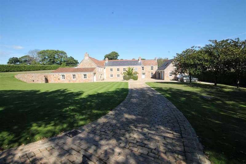 5 Bedrooms Detached House for sale in St. Lawrence, Jersey