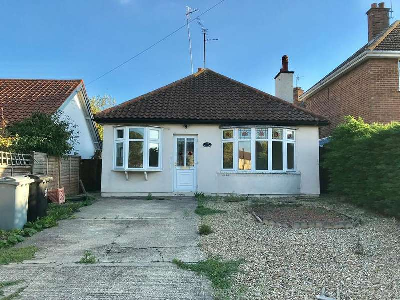 2 Bedrooms Detached Bungalow for sale in Austerby, Bourne, PE10