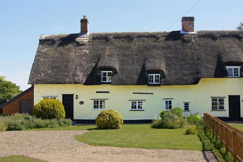 3 Bedrooms Cottage House for sale in The Street, Lawshall