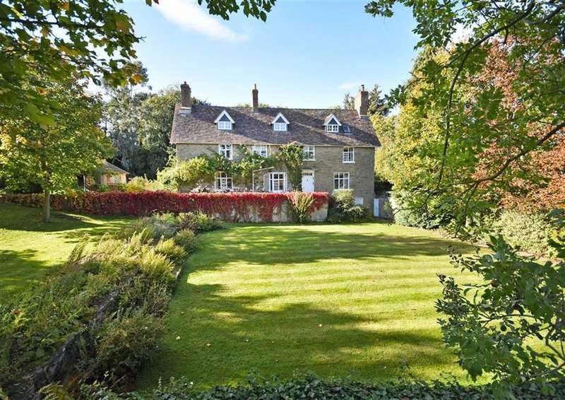 6 Bedrooms Detached House for sale in Lower House, Corfton, Craven Arms, Shropshire, SY7