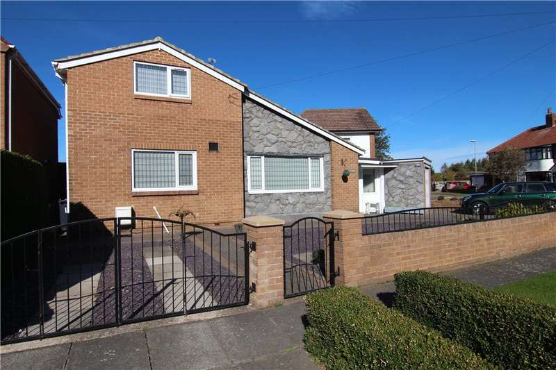 3 Bedrooms Detached Bungalow for sale in Witton Grove, Durham, Durham, DH1