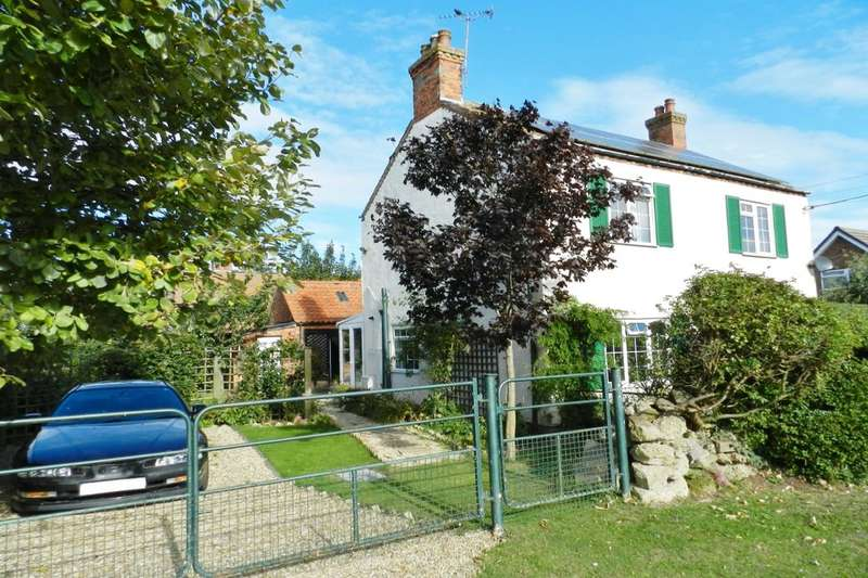 3 Bedrooms Detached House for sale in Farm Close, Sutton-On-Sea, Mablethorpe, LN12