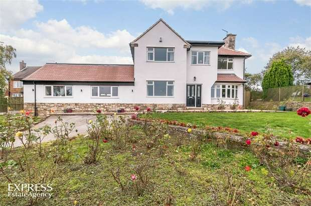 6 Bedrooms Detached House for sale in Fieldhead Drive, Barwick in Elmet, Leeds, West Yorkshire