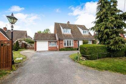 4 Bedrooms Detached House for sale in Alburgh, Harleston