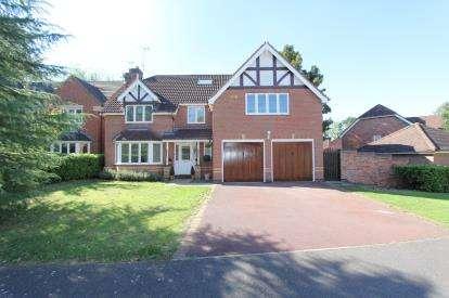 7 Bedrooms Detached House for sale in Berkeley Crescent, Upper Saxondale, Radcliffe On Trent, Nottingham