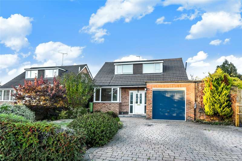 4 Bedrooms Detached House for sale in Scots Drive, Wokingham, Berkshire, RG41