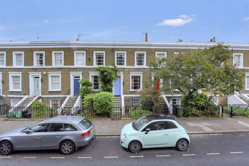 3 Bedrooms Terraced House for sale in Trigon Road, London SW8