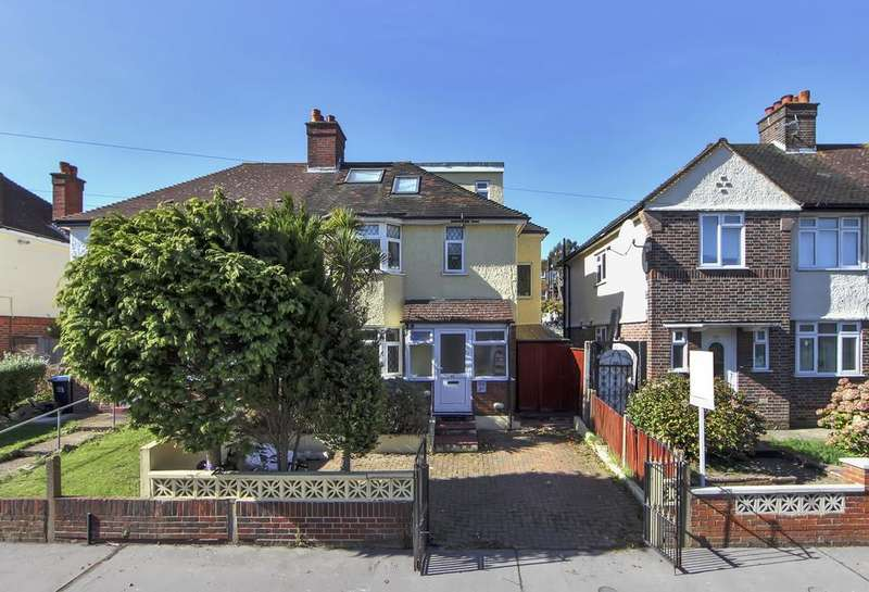 4 Bedrooms Semi Detached House for sale in Moore Road, London SE19
