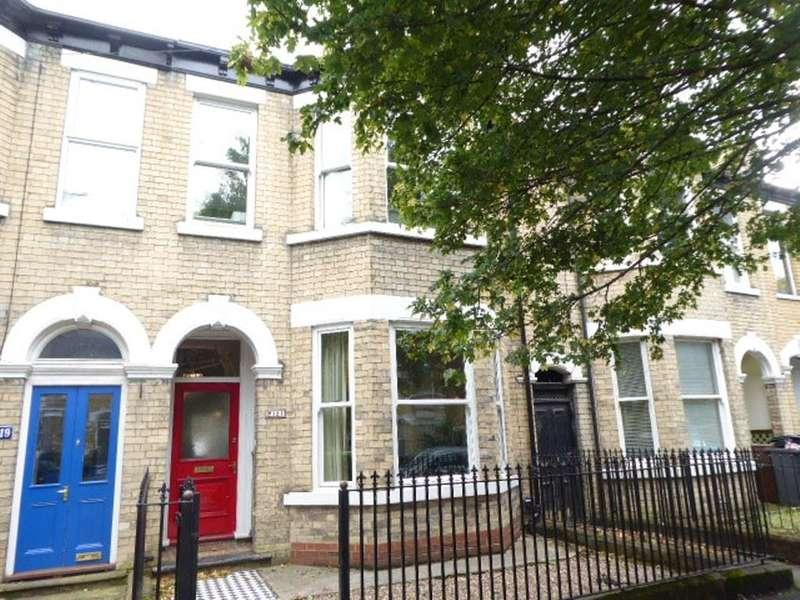 3 Bedrooms House for sale in Marlborough Avenue, Hull, HU5 3JU