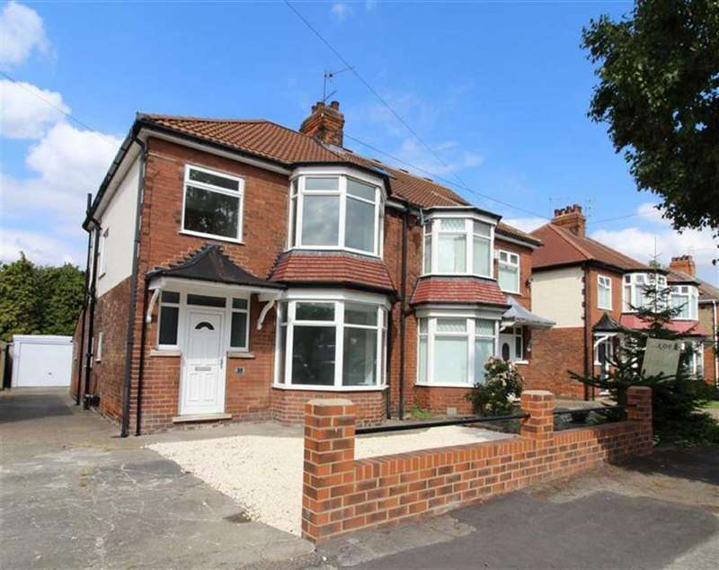 3 Bedrooms Semi Detached House for sale in Allderidge Avenue, Hull, East Yorkshire