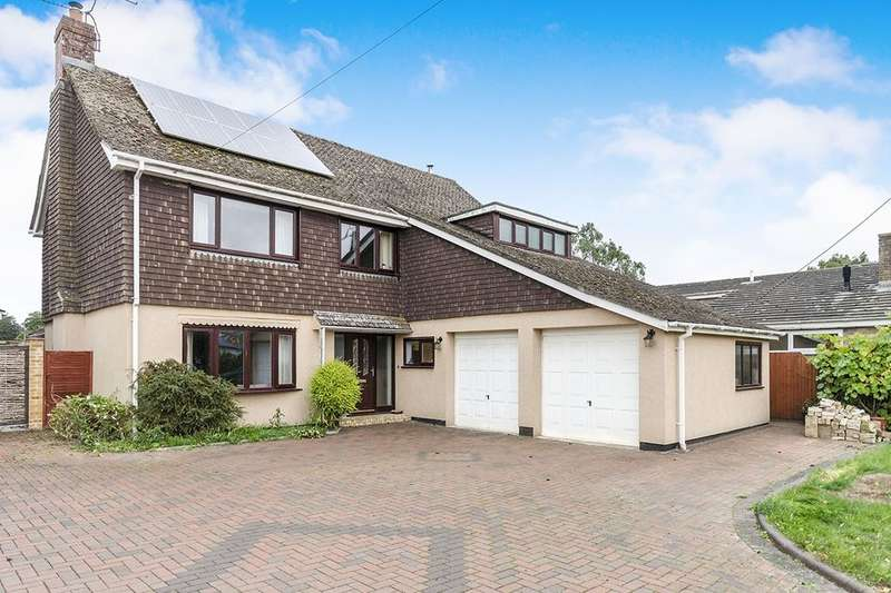 4 Bedrooms Detached House for sale in Surmai Northbrook, Micheldever, Winchester, SO21