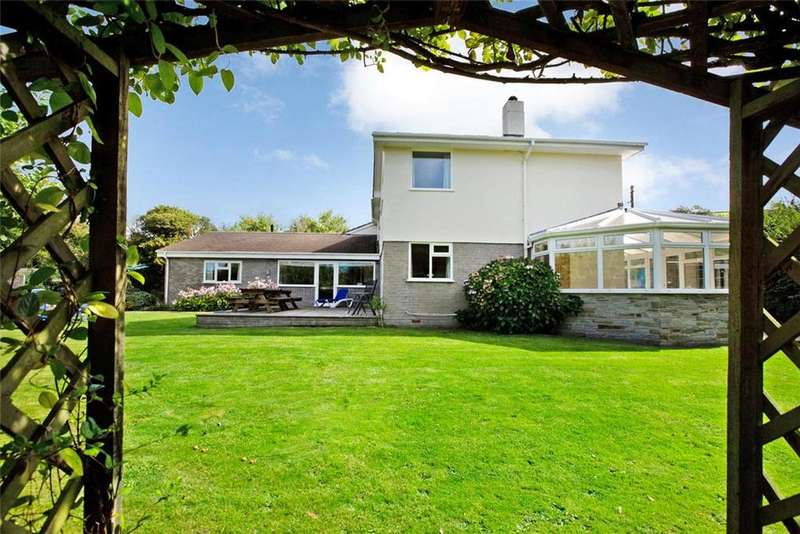 6 Bedrooms Detached House for sale in Cott Lane, Croyde, Braunton, Devon, EX33